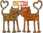 Cute Meow Cats