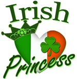Irish Princess St Patricks Day