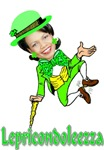 Leprecondi St Patricks Day Humor