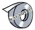 humorous t-shirts & gifts-duct tape