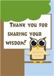Teacher Appreciation Cards & Gifts