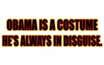 Anti-Obama Halloween Costume & T-shirts