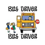 T-shirts & Gifts For Bus Drivers