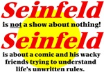 Seinfeld: Not About Nothing