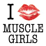 I X Muscle girls