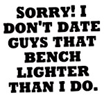 Dont date (bench)