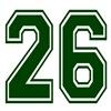 26 GREEN
