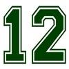 12 GREEN
