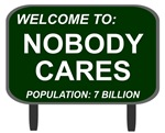 Welcome To Nobody Cares