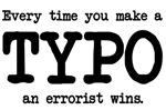 Errorist Wins