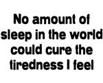 Sleep Versus Tiredness