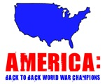 America World War Champions