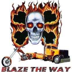Blaze The Way