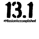 Half Marathon: 13.1 Mission Accomplished
