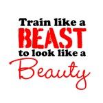 Train like a BEAST to look like a Beauty