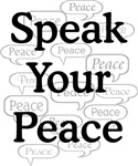 Speak Your Peace ~