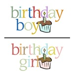 Birthday Boy / Birthday Girl
