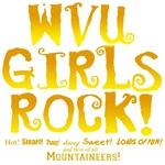 WVU Girls Rock!