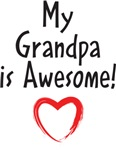 my grandpa is awesome!