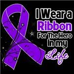 Ribbon Hero in My Life Leiomyosarcoma Shirts