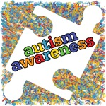 Splatter Autism Awareness Puzzle Shirts