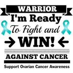 Ovarian Cancer Ready To Fight and Win Shir