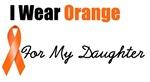 I Wear Orange For My Daughter