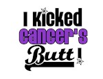 I Kicked Cancer's Butt