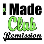 I Made Club Remission Lymphoma T-Shirts & Gifts