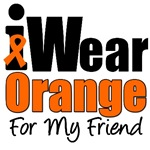 I Wear Orange For My Friend T-Shirts & Gifts