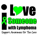 I Love Someone With Lymphoma T-Shirts & Gifts