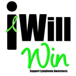 Lymphoma: I Will Win T-Shirts
