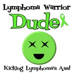 Lymphoma Warrior Dude T-Shirts & Gifts