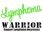 Lymphoma Warrior Grunge T-Shirts & Gifts