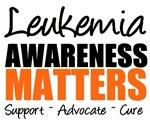 Leukemia Awareness Matters T-Shirts & Gifts