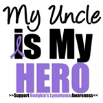 Hodgkin's Lymphoma Hero (Uncle) Shirts