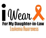 I Wear Orange For My Daughter-in-Law T-Shirts