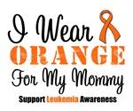 I Wear Orange For My Mommy Grunge Shirts