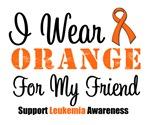I Wear Orange For My Friend Grunge Shirts