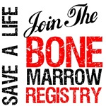Join The Bone Marrow Registry Save a Life Shirts