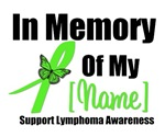 In Memory Lymphoma Tribute Shirts & Gifts
