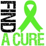 Lymphoma Find a Cure Grunge Shirts & Gifts