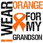 I Wear Orange For My Grandson Shirts & Gifts