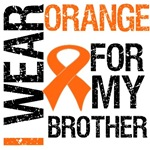 I Wear Orange For My Brother Shirts & Gifts