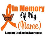 In Memory Leukemia Awareness Shirts & Gifts