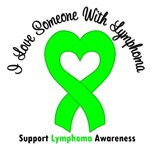 I Love Someone With Lymphoma Shirts & Gifts