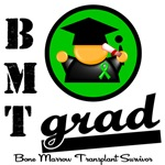 BMT Grad (Bone Marrow Transplant Graduate) T-Shirt