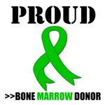 Proud Bone Marrow Donor Shirts & Gifts