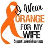 I Wear Orange For My Wife Shirts &amp; Gifts