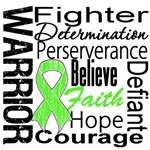 Non-Hodgkin's Lymphoma Warrior Collage